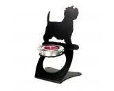 Bekleidung & AccessoiresHundesportwesten mit Hundemotiven inkl. Rückentasche MIL-TEC ®West Highland White Terrier Teelichthalter aus Stahl