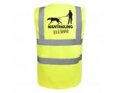 Für Menschen% SALE %Hundesport Warnweste Sicherheitsweste: Mantrailing 8