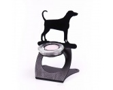 Bekleidung & AccessoiresHundesportwesten mit Hundemotiven inkl. Rückentasche MIL-TEC ®Dobermann Teelichthalter aus Stahl