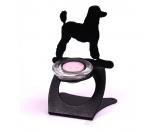Backformen & ZubehörAusstechförmchen HundePudel Teelichthalter aus Stahl