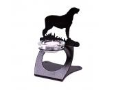 Socken mit TiermotivSocken mit HundemotivIrish Wolfhound Teelichthalter aus Stahl