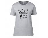 Schmuck & AccessoiresArmbänderHundesport T-Shirt Damen -stay at home