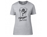 Schmuck & AccessoiresKetten / AnhängerHundesport T-Shirt Damen -stay save-