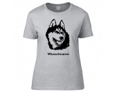 Leben & WohnenHundemotiv HandtücherAlaskan Malamute 1 - Hunderasse T-Shirt