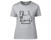 Schmuck & AccessoiresHunderassen Schmuck AnhängerScottish Terrier 4 - Hunderasse T-Shirt