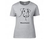 Socken mit TiermotivSocken mit HundemotivAiredale Terrier 3 - Hunderasse T-Shirt