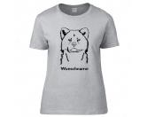 Bekleidung & AccessoiresHundesportwesten mit Hundemotiven inkl. Rückentasche MIL-TEC ®Akita - Hunderasse T-Shirt