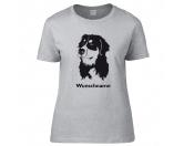 Taschen & RucksäckeBaumwolltaschenBerner Sennenhund 1 - Hunderasse T-Shirt