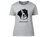 Bekleidung & AccessoiresHundesportwesten mit Hundemotiven inkl. Rückentasche MIL-TEC ®Berner Sennenhund 3 - Hunderasse T-Shirt