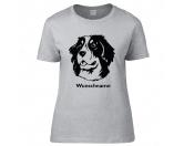 Taschen & RucksäckeBaumwolltaschenBerner Sennenhund 4 - Hunderasse T-Shirt
