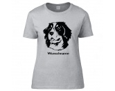 Bekleidung & AccessoiresHundesportwesten mit Hundemotiven inkl. Rückentasche MIL-TEC ®Berner Sennenhund 4 - Hunderasse T-Shirt