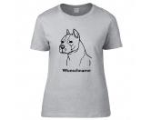 Bekleidung & AccessoiresHundesportwesten mit Hundemotiven inkl. Rückentasche MIL-TEC ®American Staffordshire Terrier - Hunderasse T-Shirt