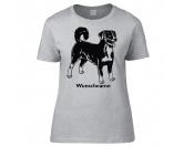 Leben & WohnenHundemotiv HandtücherAppenzeller Sennenhund - Hunderasse T-Shirt