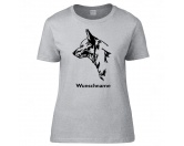 RucksäckeCanvas Rucksack HunderassenAustralian Cattle Dog - Hunderasse T-Shirt