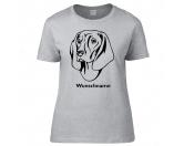 Taschen & RucksäckeCanvas Tasche HunderasseBayerischer Gebirgsschweißhund 2 - Hunderasse T-Shirt
