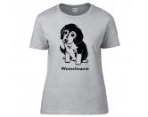 Taschen & RucksäckeCanvas Tasche HunderasseBeagle 3 Welpe - Hunderasse T-Shirt