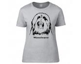 Aufkleber & TafelnHund Inside Auto AufkleberBearded Collie 2 - Hunderasse T-Shirt