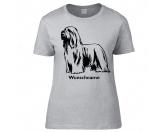 Für MenschenHundekalender 2020Bearded Collie - Hunderasse T-Shirt