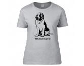 Fußmatten & LäuferFußmatten Hunderasse farbigBernhardiner 1 - Hunderasse T-Shirt