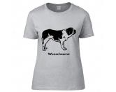 SchlüsselanhängerSchlüsselanhänger versilbertBernhardiner 2 - Hunderasse T-Shirt