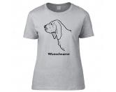 Leben & WohnenHundemotiv HandtücherBloodhound - Hunderasse T-Shirt