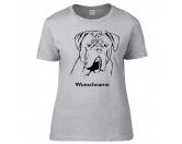 Fußmatten & LäuferFußmatten Hunderasse farbigBordeaux Dogge 2 - Hunderasse T-Shirt