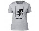Leben & WohnenKissen & KissenbezügeBorder Collie Flyball - Hunderasse T-Shirt