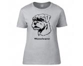 Leben & WohnenHundemotiv HandtücherBorder Terrier - Hunderasse T-Shirt