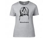 Leben & WohnenHundemotiv HandtücherBriard 2 - Hunderasse T-Shirt