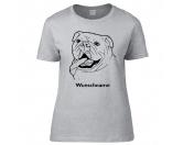 Bekleidung & AccessoiresSchals für TierfreundeBulldogge 2 - Hunderasse T-Shirt
