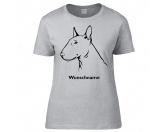 Leben & WohnenHundemotiv HandtücherBullterrier - Hunderasse T-Shirt