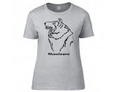 Aufkleber & TafelnHund Inside Auto AufkleberCollie - Hunderasse T-Shirt