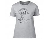 Bekleidung & AccessoiresT-ShirtsDackel 2 - Hunderasse T-Shirt