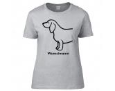 Bekleidung & AccessoiresHundesportwesten mit Hundemotiven inkl. Rückentasche MIL-TEC ®Dackel 3 - Hunderasse T-Shirt