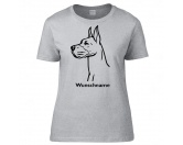 Leben & WohnenTeelichthalterDeutsche Dogge 2 - Hunderasse T-Shirt