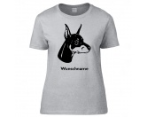 Taschen & RucksäckeCanvas Tasche HunderasseDobermann 1 - Hunderasse T-Shirt