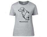 Bekleidung & AccessoiresHausschuhe & PantoffelnGolden Retriever 2 - Hunderasse T-Shirt