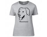 Socken mit TiermotivSocken mit HundemotivGolden Retriever 3 - Hunderasse T-Shirt