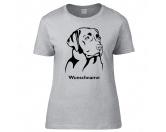 Für MenschenHunde Motiv Handtuch -watercolour-Labrador Retriever 1 - Hunderasse T-Shirt