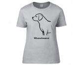 Bekleidung & AccessoiresT-ShirtsLabrador Retriever 2 - Hunderasse T-Shirt