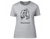Selbstklebende KreidetafelnHundeMalteser 2 - Hunderasse T-Shirt