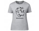 Backformen & ZubehörAusstechförmchen HundePomeraner - Hunderasse T-Shirt