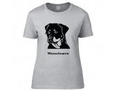 RestpostenRottweiler 1 - Hunderasse T-Shirt