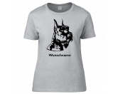 Fußmatten & LäuferFußmatten Hunderasse farbigSchnauzer 1 - Hunderasse T-Shirt