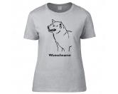 Bekleidung & AccessoiresHundesportwesten mit Hundemotiven inkl. Rückentasche MIL-TEC ®Shiba Inu 2 - Hunderasse T-Shirt