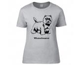 Taschen & RucksäckeCanvas Tasche HunderasseWest Highland White Terrier 3 - Hunderasse T-Shirt
