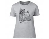 Taschen & RucksäckeCanvas Tasche HunderasseYorkshire Terrier - Hunderasse T-Shirt