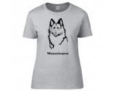 Taschen & RucksäckeCanvas Tasche HunderasseAltdeutscher Schäferhund - Hunderasse T-Shirt