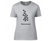 Für TiereSpielzeuge für HundeHundesport T-Shirt Pfötchen 2