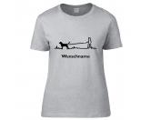 T-ShirtsFan-Shirts für HundefreundeHundesport T-Shirt Mantrailing 5